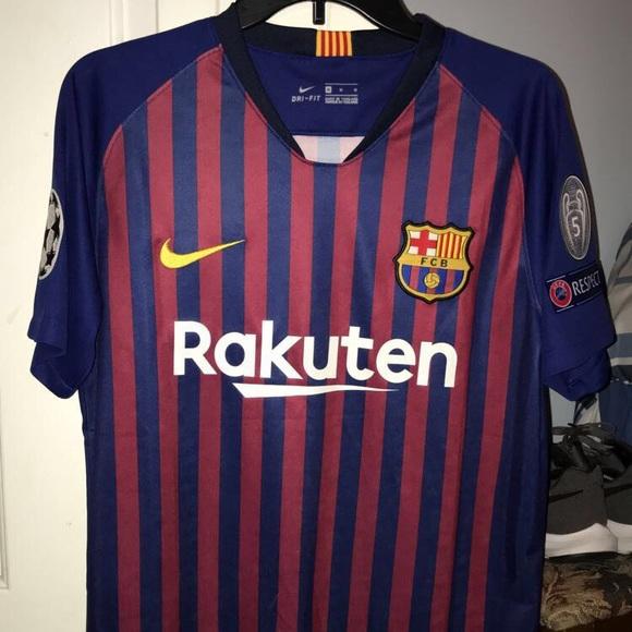 buy online 83c67 e56fa FC Barcelona Lionel Messi Jersey season 18/19. NWT